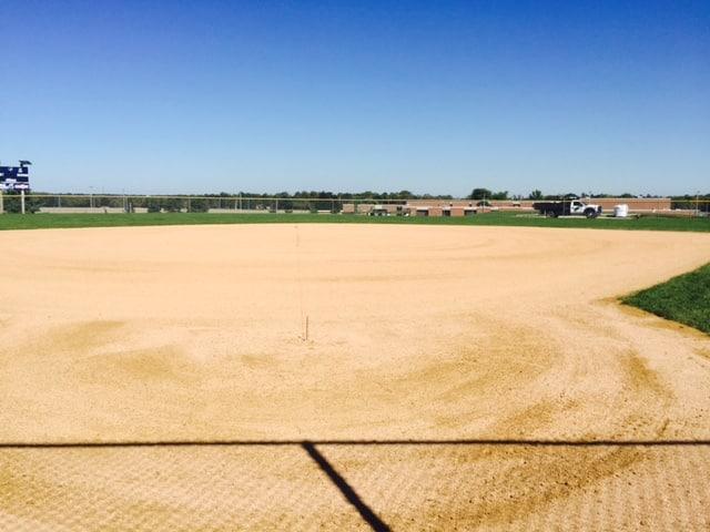 Dayton Softball Field Design